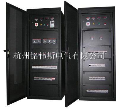 输入输出模块与配电箱接线图